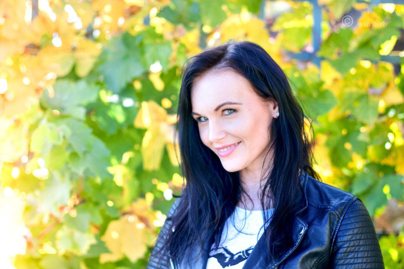 Yvonne Schloß Wackerbarth Radebeul Herbst tfp outdoor