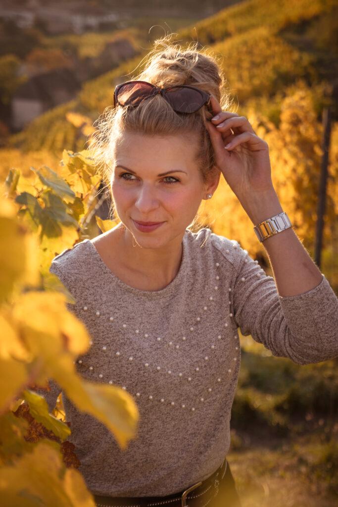 Wenn im Herbst die Blätter von den Bäumen stürzen ... 3