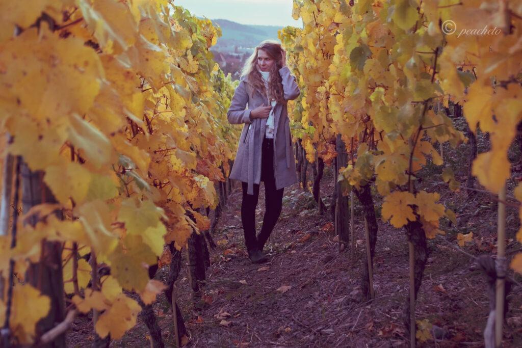Wenn im Herbst die Blätter von den Bäumen stürzen ... 13