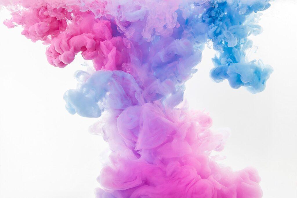 Dye-Tinte, Farbstofftinte